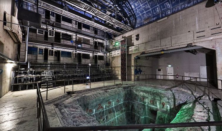 Study visit to the first Swedish experimental nuclear reactor