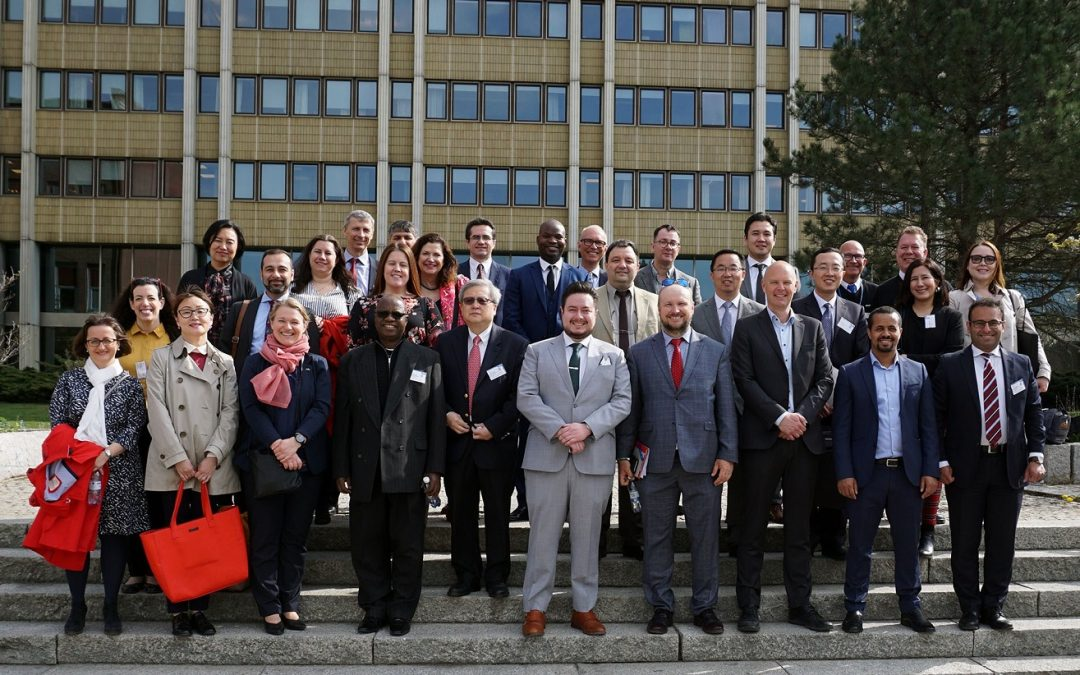 The diplomatic community visits Gothenburg region